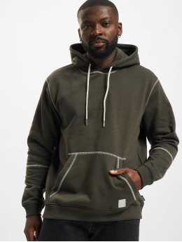 Only & Sons Hoodie Onsfletcher Stitch grey