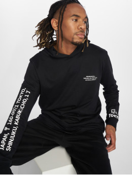 Only & Sons Hoodies WF Dean čern