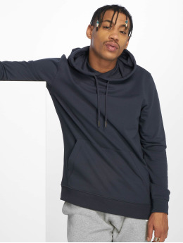 Only & Sons Hoodies Onsbasic modrý