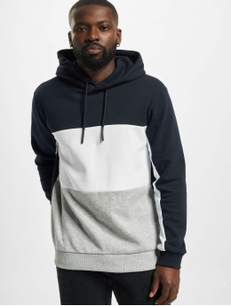 Only & Sons Hoody Onsflin Colorblock blauw
