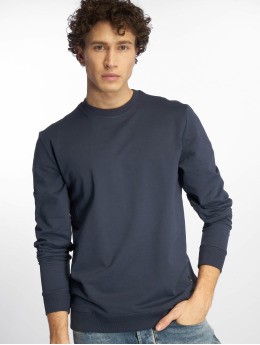 Only & Sons Jersey onsBasic Unbrushed azul