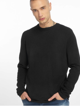 Only & Sons Jersey onsTed 12 negro