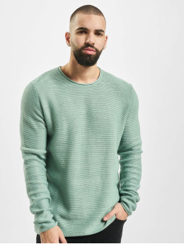 Only & Sons Jersey onsCam 7 Knit verde