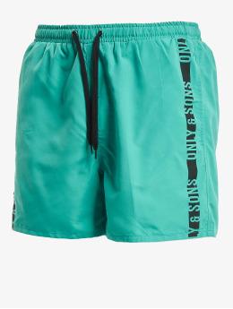 Only & Sons Kúpacie šortky onsTed  zelená