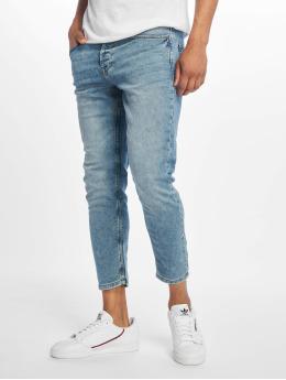 Only & Sons Karotten Jeans onsAvi Beam Sweat modrý