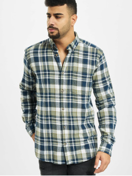 Only & Sons Kauluspaidat onsSimon Check Flannel harmaa