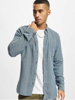 Only & Sons Koszule Onssimon Flannel niebieski