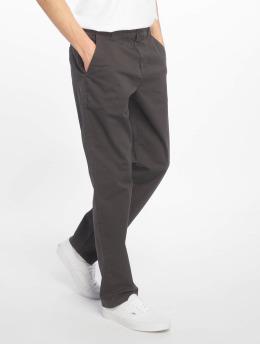 Only & Sons Látkové kalhoty onsNash šedá