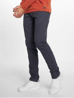 Only & Sons Látkové kalhoty onsTarp modrý