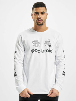 Only & Sons Longsleeve onsPolaroid wit