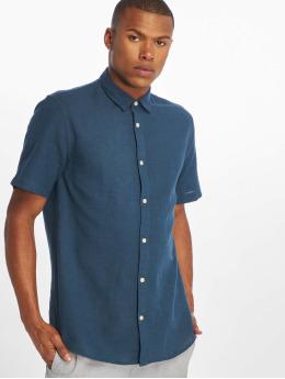 Only & Sons overhemd onsCaiden Linen blauw