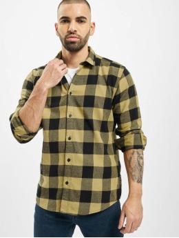 Only & Sons overhemd onsGudmund  goud