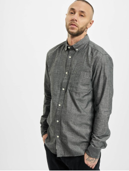 Only & Sons overhemd onsEmilio Napp Chambray  grijs