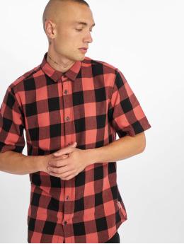 Only & Sons overhemd onsGudmund Spring Check rood