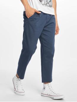 Only & Sons Pantalon chino onsLinus Wide Leg Cropped bleu