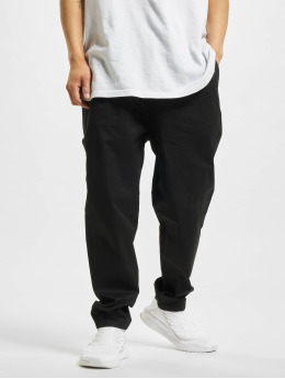 Only & Sons Pantalon chino onsDew Cash Life Crop Tapered noir