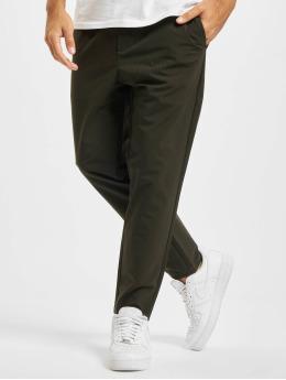 Only & Sons Pantalon chino Onslinus Cropped vert