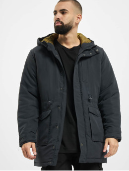 Only & Sons Parka onsJack blauw