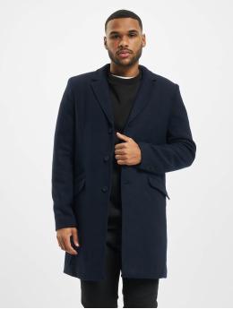 Only & Sons Parka Onsjulian Solid Wool Coat Otw Noos blauw