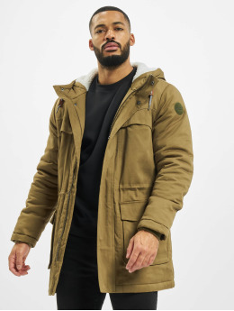 Only & Sons Parka onsWard Life Cotton bruin