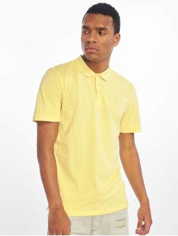 Only & Sons poloshirt onsScott  geel