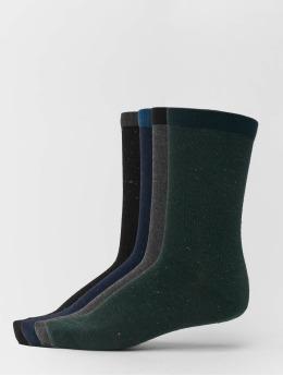 Only & Sons Ponožky onsNaps 4-Pack zelená