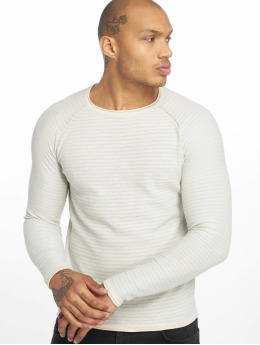 Only & Sons Pullover onsBoris Jaquard Struc Knit beige