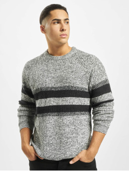 Only & Sons Pullover Onscesco grau