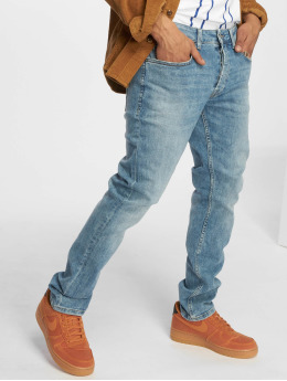 Only & Sons Rovné onsWeft Washed 2041 modrá