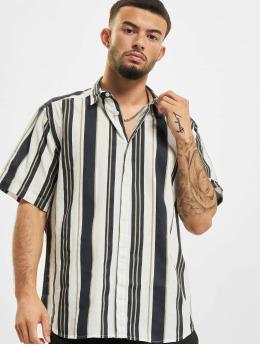 Only & Sons Shirt Ons Ketan Life Slub Stripe blue
