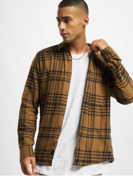 Only & Sons Shirt Onsnate  brown