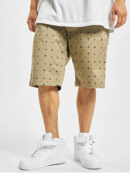 Only & Sons Short onsWill Life Reg Aop  beige