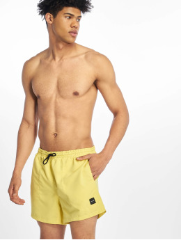 Only & Sons Short de bain onsTan jaune