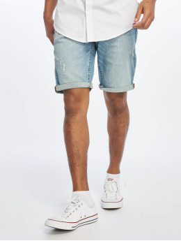 Only & Sons Shorts onsPly Damage Noos blå