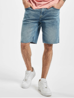 Only & Sons shorts onsPly Raw Hem Zip blauw