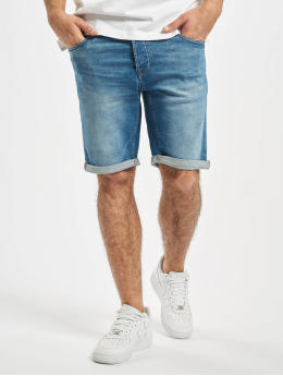 Only & Sons shorts onsPly 70es  blauw
