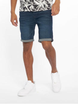 Only & Sons Shortsit onsPly Washed sininen