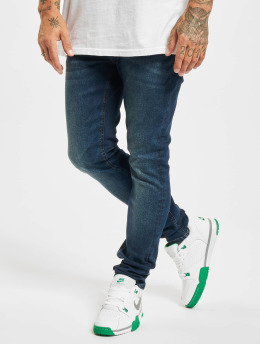 Only & Sons Skinny jeans Onswarp Life MA 9809 blå