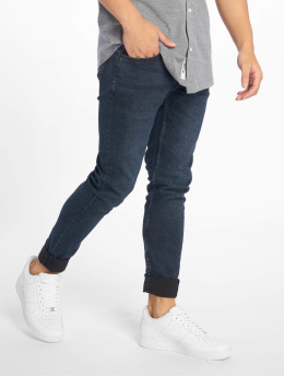 Only & Sons Skinny jeans onsWarp Blue Black blauw