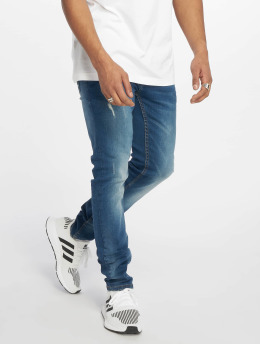 Only & Sons Skinny Jeans onsWarp 2050 modrý