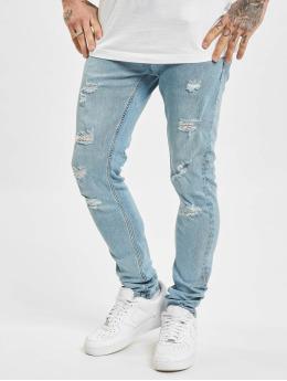 Only & Sons Skinny Jeans onsWarp Life Damage Pk 9574 niebieski