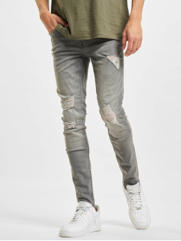 Only & Sons Skinny Jeans Onswarp Life ST 9808 szary