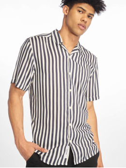 Only & Sons Skjorter onsWayne Striped Viscose Noos blå