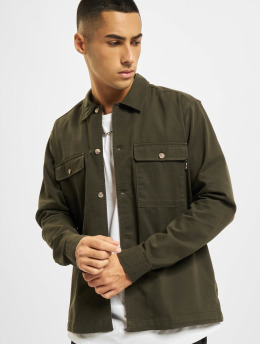 Only & Sons Skjorter Onsilvio Life Twill oliven