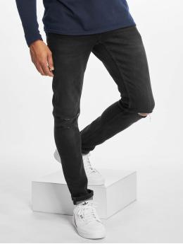 Only & Sons Slim Fit -farkut onsSpun musta