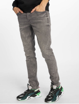 Only & Sons Slim Fit Jeans WF Loom PK 2817 EXP grigio