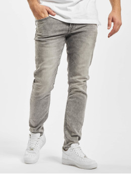 Only & Sons Slim Fit Jeans onsLoom Zip grijs