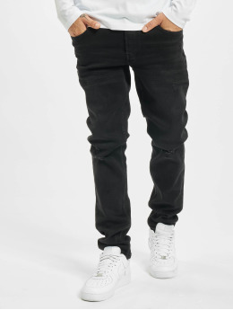 Only & Sons Slim Fit Jeans onsLoom Life Washed schwarz