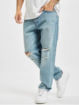 Only & Sons Straight Fit Jeans onsAvi Beam Life Crop Cs 9569 Noos  blå