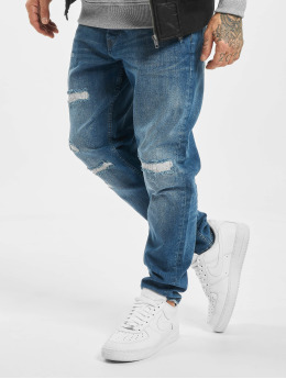 Only & Sons Straight fit jeans onsAvi Washed blauw